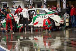 Emiliano Ventura, Tiago Monteiro, Honda Racing Team JAS