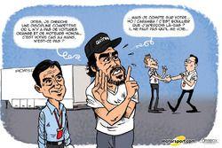 L'humeur de Cirebox - Cachez ce Fernando Alonso que je ne saurais voir