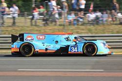 #34 Tockwith Motorsports Ligier JS P217 Gibson : Nigel Moore, Philip Hanson, Karun Chandhok