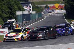 Grégoire Demoustier, DG Sport Compétition, Opel Astra TCR, Jens Reno Møller, Reno Racing, Honda Civi