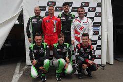 All Hungarian drivers; Csaba Tóth, Zengo Motorsport, SEAT León TCR, Márk Jedlóczky, Unicorse Team, A