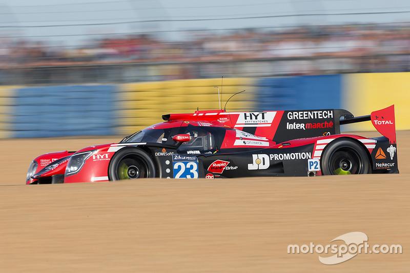 20. LMP2: #23 Panis-Barthez Competition, Ligier JS P217 Gibson