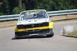 Peter Niederer, Opel Kadett C, RCU
