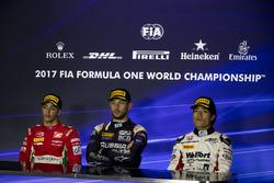 Antonio Fuoco, PREMA Powerteam, Luca Ghiotto, RUSSIAN TIME, Nobuharu Matsushita, ART Grand Prix