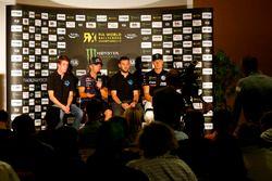 Sebastien Loeb, Team Peugeot-Hansen, Jean Baptiste Dubourg, DA Racing, Johan Kristoffersson, PSRX Vo