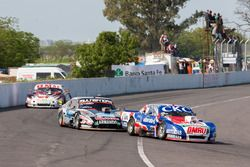 Sebastian Diruscio, SGV Racing Dodge, Christian Ledesma, Las Toscas Racing Chevrolet, Christian Dose, Dose Competicion Chevrolet