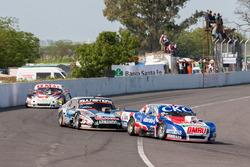Sebastian Diruscio, SGV Racing Dodge, Christian Ledesma, Las Toscas Racing Chevrolet, Christian Dose