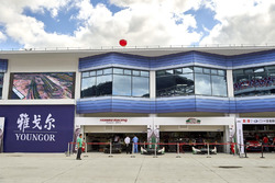 Honda-garázs - WTCC