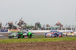 Juan Jose Ebarlin, Donto Racing Chevrolet, Sebastian Diruscio, SGV Racing Dodge, Jonatan Castellano,