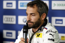 Pressekonferenz: Timo Glock, BMW Team RMG, BMW M4 DTM