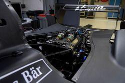DS Virgin Racing detalle de coche