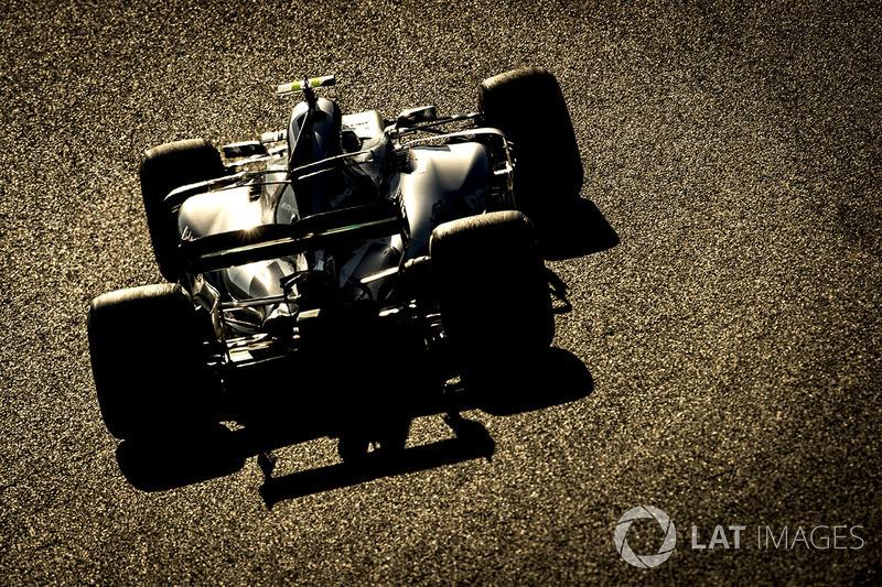 4th : Valtteri Bottas (Mercedes)
