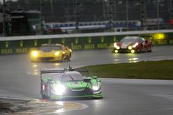 #22 Tequila Patron ESM, Nissan DPi: Ed Brown, Johannes van Overbeek, Bruno Senna, Brendon Hartley