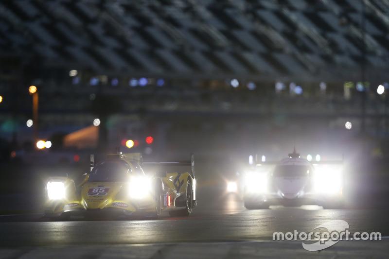 №85 JDC/Miller Motorsports ORECA 07: Михаил Гойхберг, Крис Миллер, Стивен Симпсон, Матиас Беш