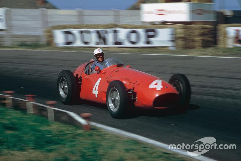 Luigi Musso: GP da Argentina de 1952