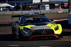 #69 Champ 1 Mercedes AMG GT3: Pablo Perez Companc