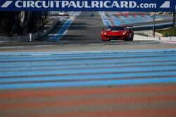 #53 Spirit Of Race, Ferrari 488 GT3: Niek Hommerson, Louis Machiels, Andrea Bertolini, Ishikawa Moto