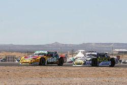 Nicolas Bonelli, Bonelli Competicion Ford, Martin Serrano, Coiro Dole Racing Chevrolet