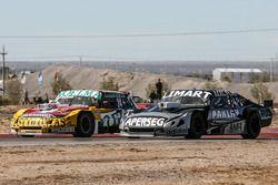 Nicolas Bonelli, Bonelli Competicion Ford, Esteban Gini, Alifraco Sport Chevrolet