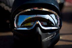 Campos Racing casco de mecánico