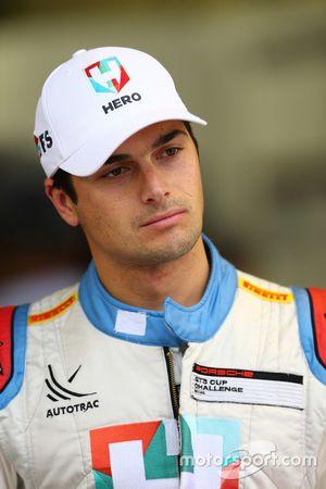 Nelsinho Piquet em Interlagos