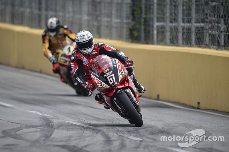 DNF - Glenn Irwin, Ducati