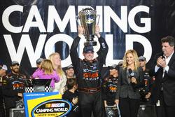 2016 Champion Johnny Sauter, GMS Racing Chevrolet