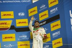 Podium : le troisième, Rob Huff, Honda Racing Team JAS, Honda Civic WTCC