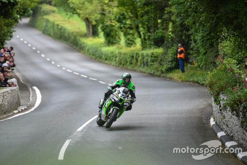 Senior TT: 18. Platz - Horst Saiger, iXS