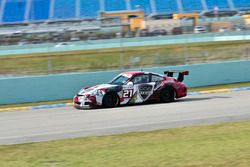 #21 MP2A Porsche GT3 Cup, Ari Rivera Classic Car Club Miami