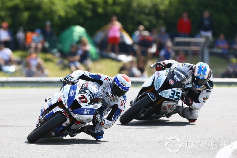 Jake Dixon, Royal Air Force Regular & Reserve, Raffaele De Rosa, Althea Racing