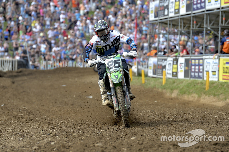 Clement Desalle, Monster Kawasaki
