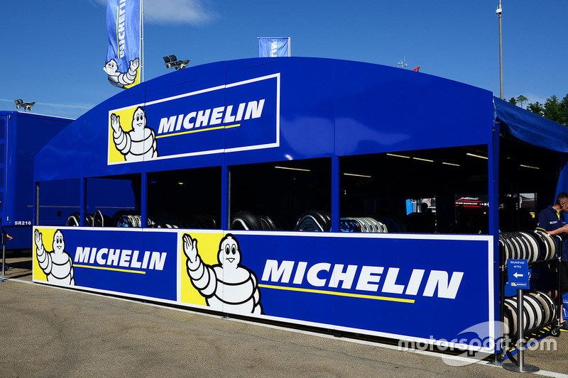 Motorhome Michelin