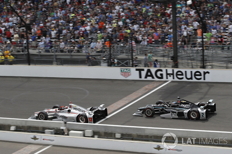 Will Power, Team Penske Chevrolet Josef Newgarden, Team Penske Chevrolet