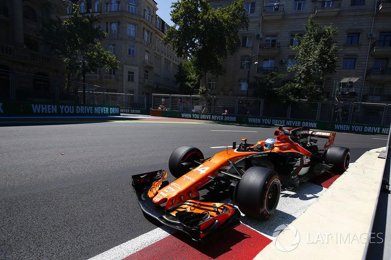 Gewinner: Fernando Alonso (McLaren)