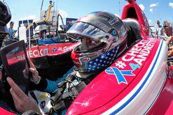 Marco Andretti, Andretti Autosport con Yarrow Honda