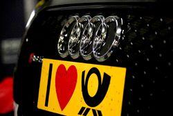Audi RS 5 DTM detalle
