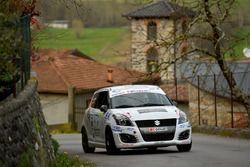 Lorenzo Coppe, Giacomo Poloni, Suzuki Swift R1
