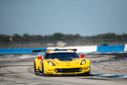 #3 Corvette Racing Chevrolet Corvette C7.R: Antonio Garcia, Jan Magnussen, Mike Rockenfeller