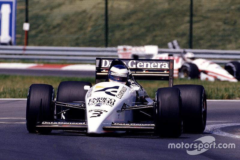 26. Jonathan Palmer (83 Grandes Premios)