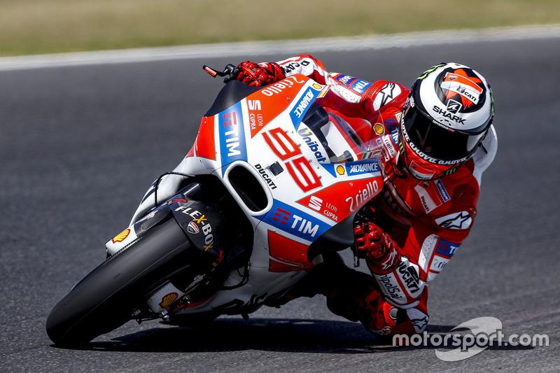 L'ultime test pour Lorenzo et Ducati