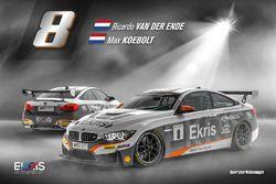 Livery Ekris Motorsport in GT4 European Series