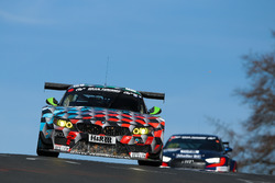 Peter Posavac, Alex Lambertz, Claudia Hürtgen, Walkenhorst Motorsport, BMW Z4 GT3