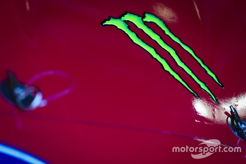 Logo: Monster Energy