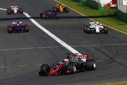 Ромен Грожан, Haas F1 VF-17, Фелипе Масса, Williams FW40, Карлос Сайнс-мл., Scuderia Toro Rosso STR1