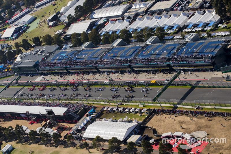 1. GP Australia (23-25 Maret)