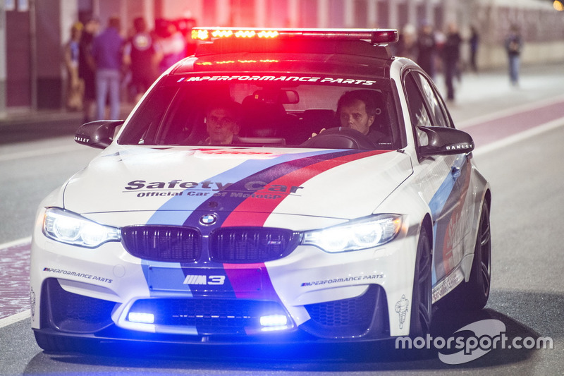 Loris Capirossi im Safety-Car