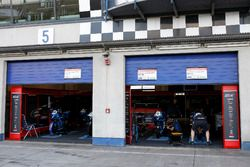 Garage von Carl Berthelsen, Suzuki GSX-R1000, Dominic Schmitter, Suzuki GSX-R1000