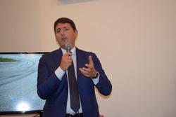 Presidente Eur S.P.A. Roberto Diacetti
