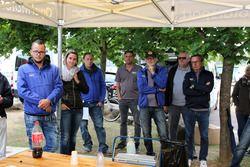 OPC Challenge, Anneau du Rhin, piloti